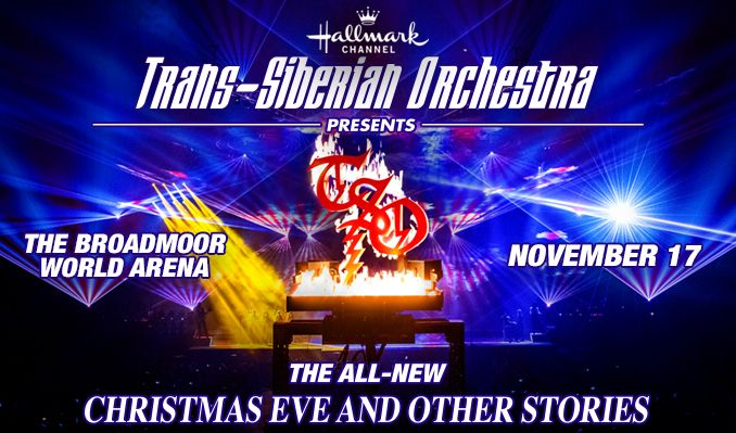 Christmas Eve 2019.Trans Siberian Orchestra Tickets In Colorado Springs At