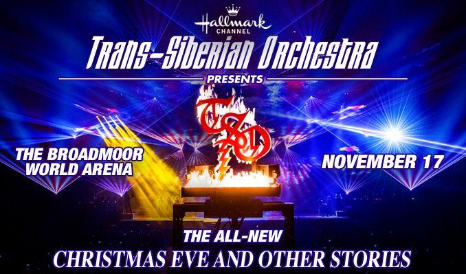Colorado Springs Christmas 2019.Trans Siberian Orchestra Tickets In Colorado Springs At