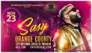 Sasy tickets at City National Grove of Anaheim in Anaheim