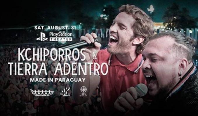 Conparmusa presents Kchiporros & Tierra Adentro  tickets at PlayStation Theater in New York
