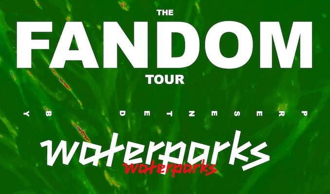 Waterparks tickets at Webster Hall in New York