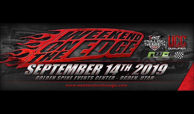 Weekend On The Edge - Truck Pulls tickets at Golden Spike Event Center in Ogden