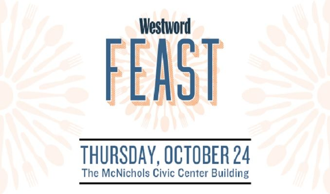 Westword Feast 2019 tickets at McNichols Civic Center Building in Denver