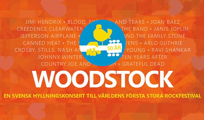 Woodstock 50år tickets at Helsingborgs Konserthus, Helsingborg