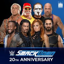 WWE Smackdown Live! tickets in Los Angeles at STAPLES Center