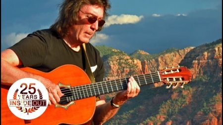 Interview: Steve Hackett talks composing, touring, and his new album 'At the Edge of Light'