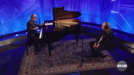 AXS TV's 'Paul Shaffer Plus One' sneak peek: Joe Walsh reveals how riff inspired 'Life in the Fast Lane'