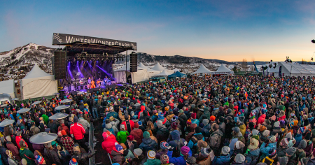 WinterWonderGrass brings live music to 2019 Great American Beer Festival