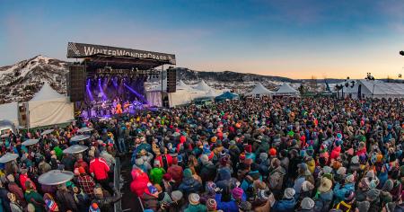 WinterWonderGrass brings live music to 2019 Great American Beer Festival