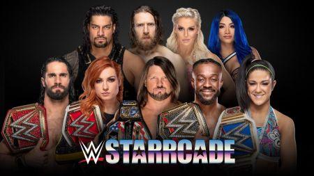 WWE Starrcade 2019 Promo Photo