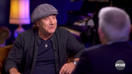 AXS TV's 'The Big Interview' sneak peek: AC/DC's Brian Johnson kicks off series return on Oct. 2