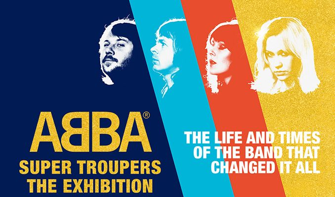 Abba: Super Troupers The Exhibition tickets at The O2, London