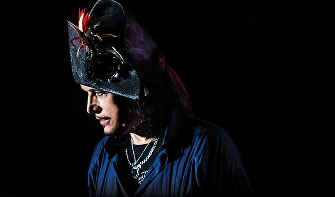 Adam Ant tickets at The Greek Theatre in Los Angeles