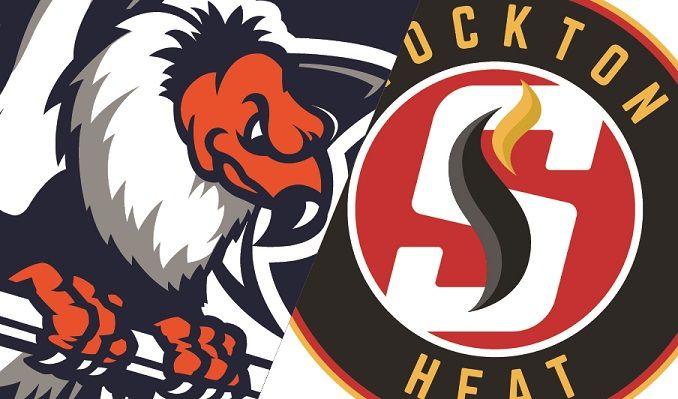 Bakersfield Condors vs Stockton Heat tickets at Rabobank Arena in Bakersfield