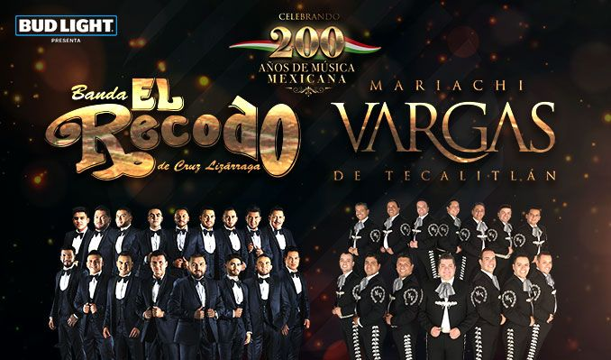 Banda El Recodo y Mariachi Vargas de Tecalitlán tickets at Microsoft Theater in Los Angeles