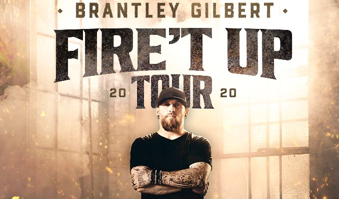 Brantley Gilbert Tour 2020.Brantley Gilbert Tickets In Minneapolis At Target Center On