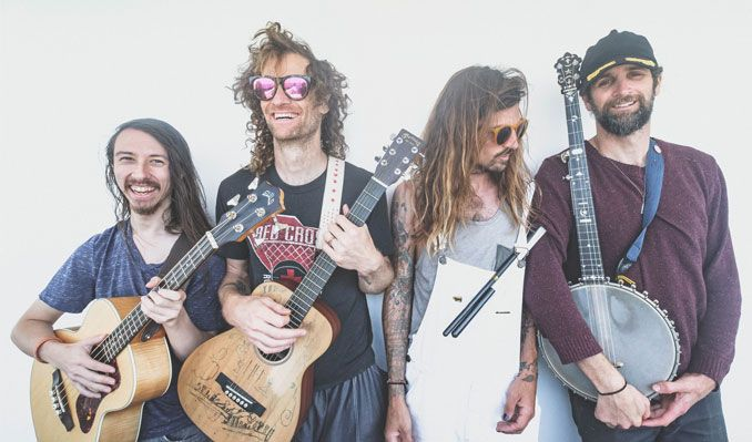 Chadwick Stokes & The Pintos tickets at Bluebird Theater in Denver