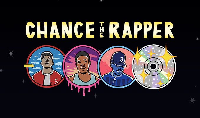 Chance The Rapper tickets at Chase Center in San Francisco