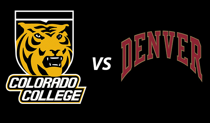 Colorado College Hockey vs. Denver tickets at Broadmoor World Arena in Colorado Springs