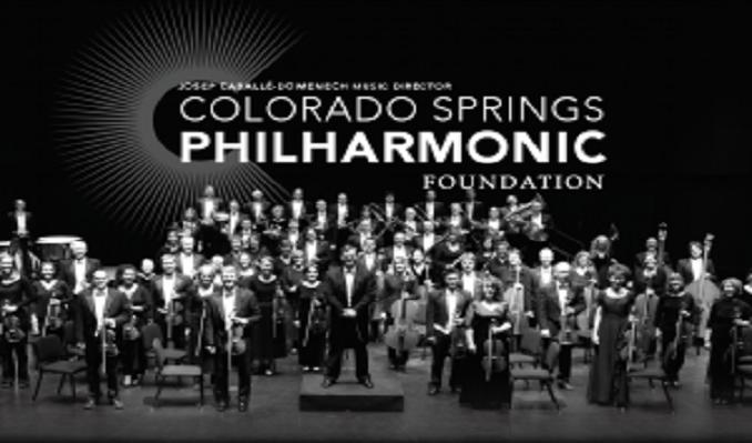 Colorado Springs Philharmonic - 2019 - 2020 Season tickets