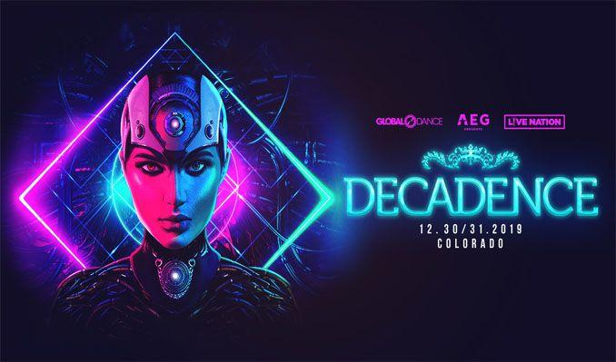 Decadence 2019 tickets at Colorado Convention Center in Denver