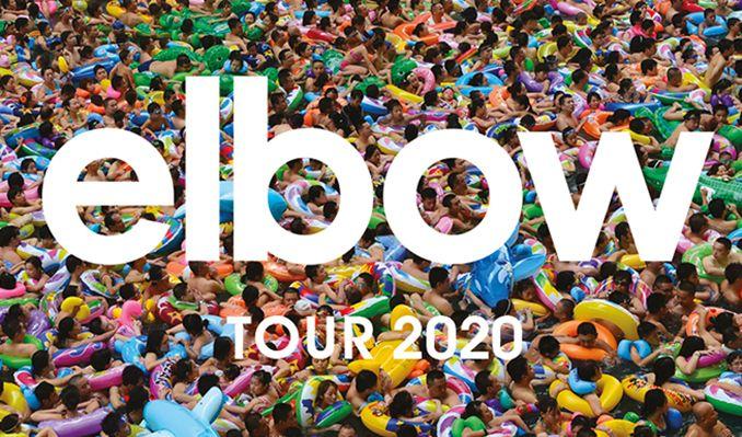 Elbow tickets at Usher Hall in Edinburgh