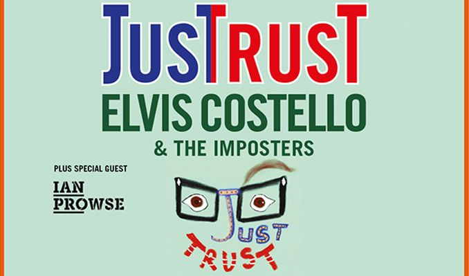 Elvis Costello & The Imposters tickets at Blackpool Opera House, Blackpool