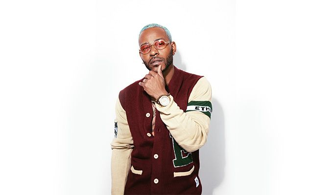 Eric Bellinger tickets at Fonda Theatre in Los Angeles