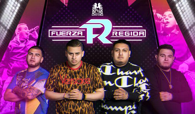 Fuerza Regida tickets at Microsoft Theater in Los Angeles