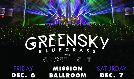 Greensky Bluegrass tickets at Mission Ballroom in Denver