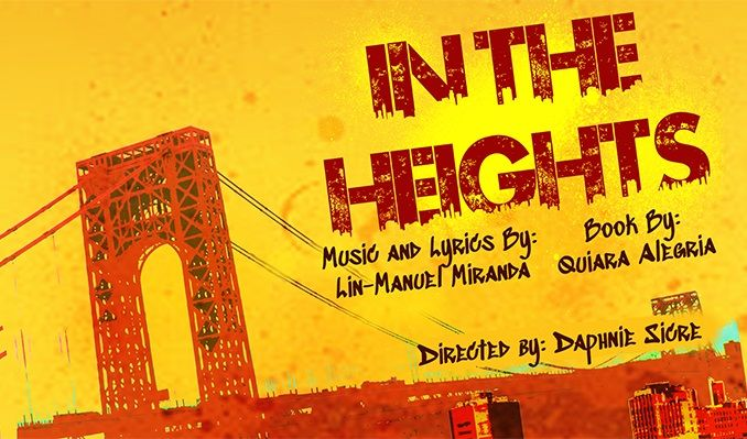 In the Heights  tickets at Foley Building. Strub Theatre in Los Angeles