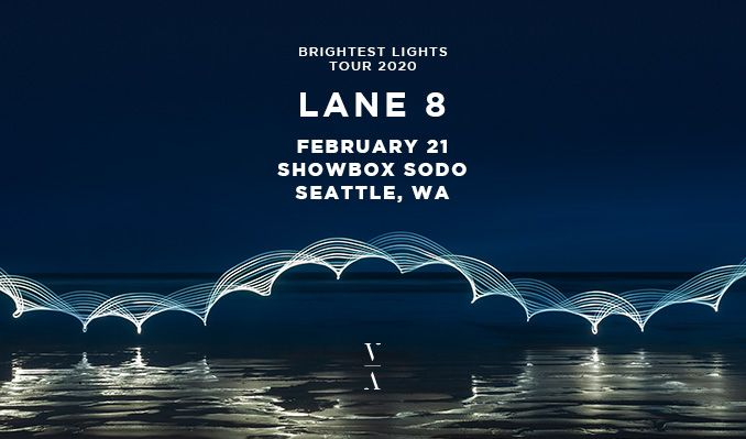 Lane 8 tickets at Showbox SoDo in Seattle