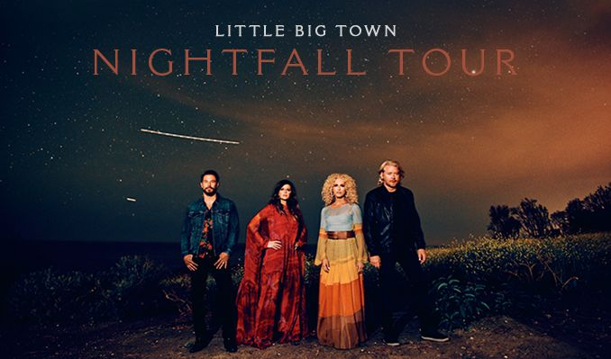 Little Big Town tickets at Chicago Theatre, Chicago