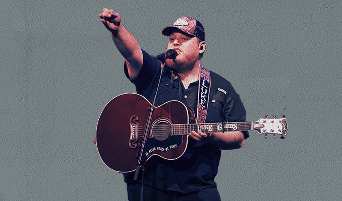 Luke Combs tickets at Mizzou Arena in Columbia