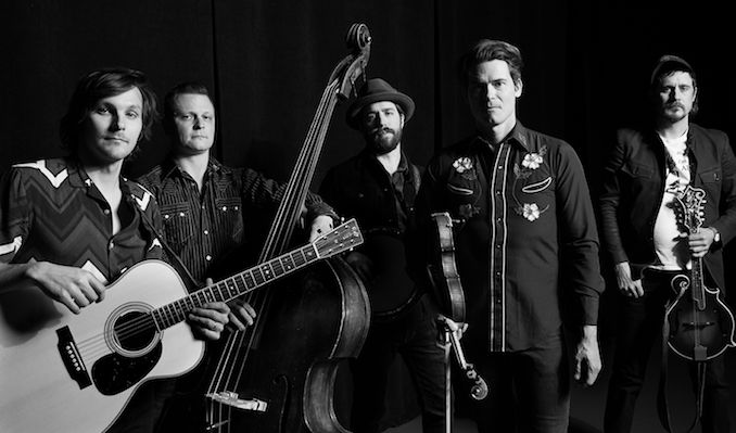 Old Crow Medicine Show tickets at Town Hall in New York City
