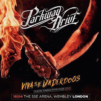 Parkway Drive - RESCHEDULED