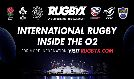 RugbyX  - Afternoon Session tickets at The O2 in London