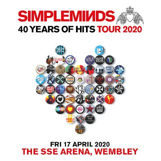 Simple Minds - RESCHEDULED