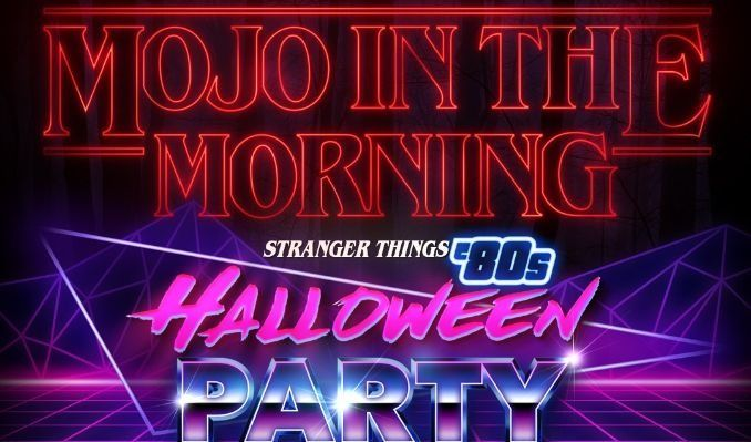 Stranger Things 80's Halloween Party tickets at Royal Oak Music Theatre in Royal Oak