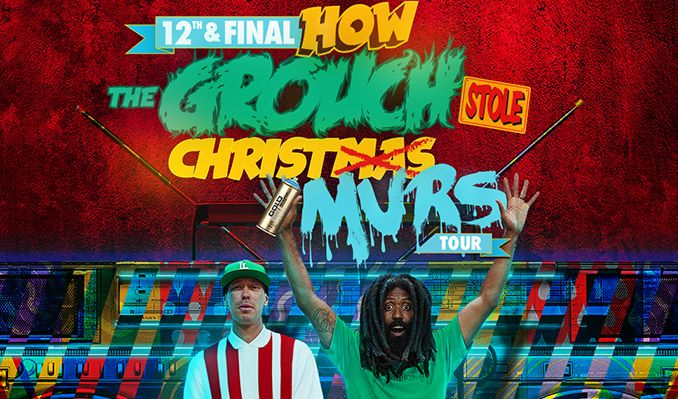 The Grouch with special guest MURS tickets at El Rey Theatre in Los Angeles