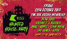 The KISS Haunted House Party tickets at The SSE Arena, Wembley in London