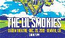 The Lil Smokies tickets at Ogden Theatre in Denver
