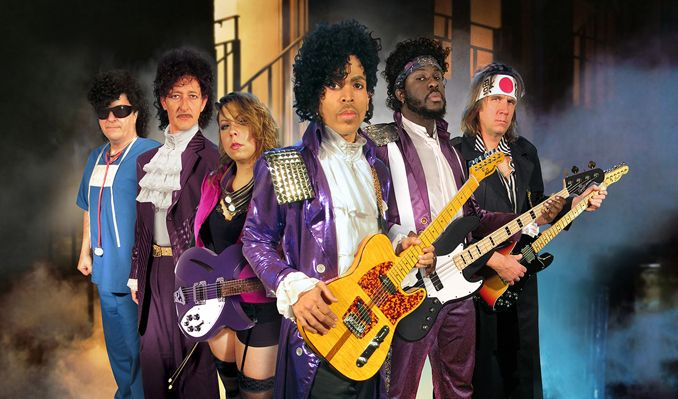 The Prince Project tickets at Rams Head Live!, Baltimore tickets at Rams Head Live!, Baltimore