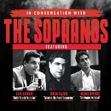 The Sopranos tickets at Glasgow Royal Concert Hall, Glasgow