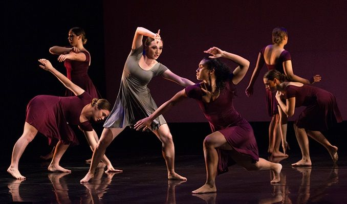 The Student Dance Concert tickets at Foley Building. Strub Theatre in Los Angeles