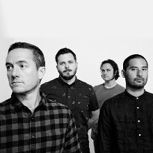 Thrice tickets at Rams Head Live!, Baltimore