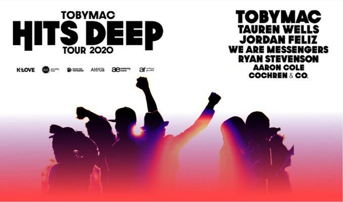 TOBYMAC Hits Deep Tour tickets at Denver Coliseum in Denver