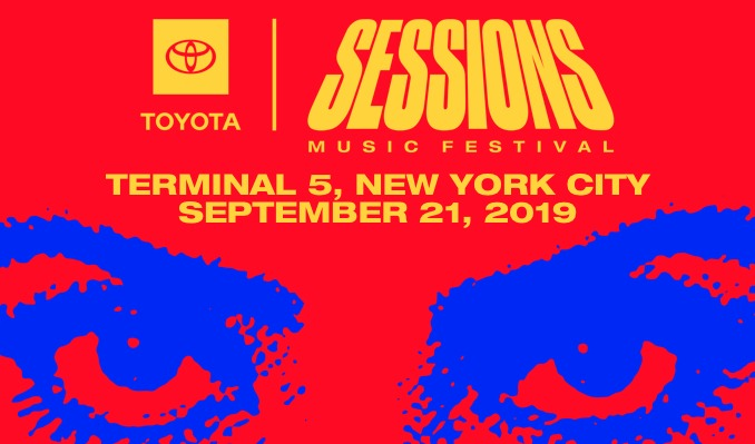 SESSIONS MUSIC FESTIVAL tickets at Terminal 5 in New York
