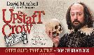 Upstart Crow tickets at The Gielgud Theatre, London