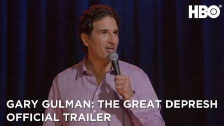 Gary Gulman announces dates for 2020 Peace of Mind Tour